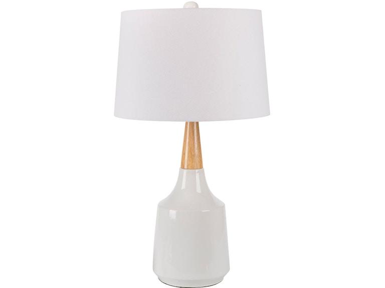 Surya lamps and lighting kent 27.5 x 15 x 15 table lamp ktlp 002