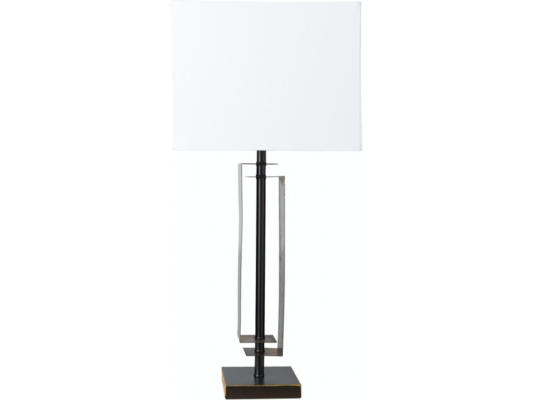 Surya Lamps And Lighting Levin 14 X 14 X 31 Table Lamp Lei