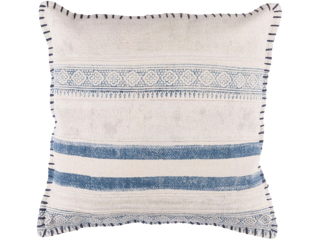 Surya Lola 20 X 20 X 4 Throw Pillow Ll006 2020d