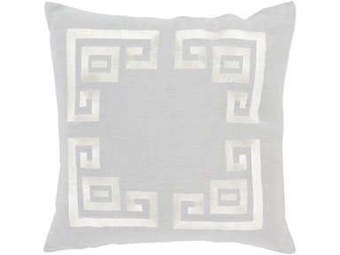 Surya Milo 18 x 18 x 4 Throw Pillow MLO001-1818D