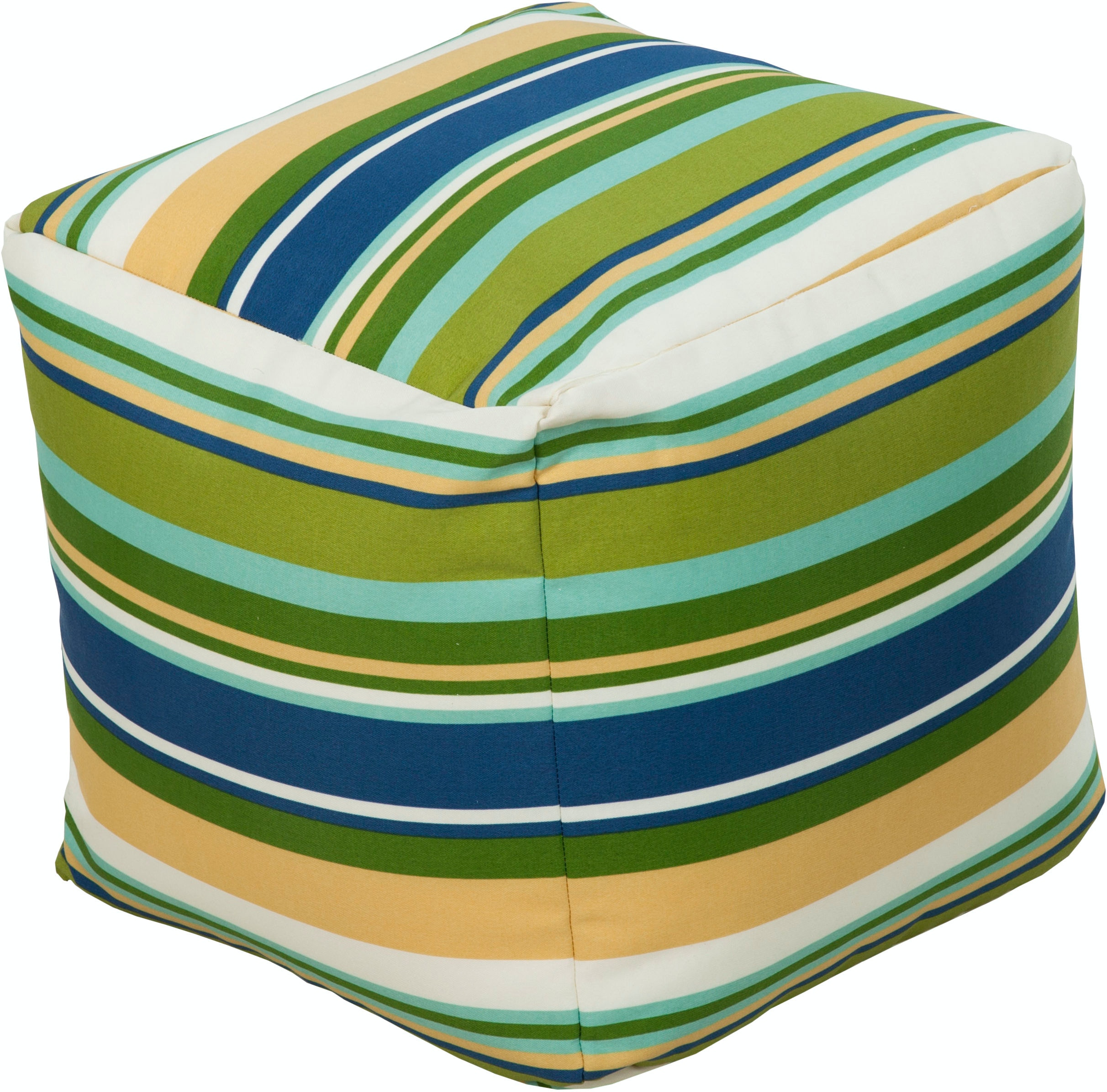 Surya Accessories Pouf 147 Zing Casual Living Naples