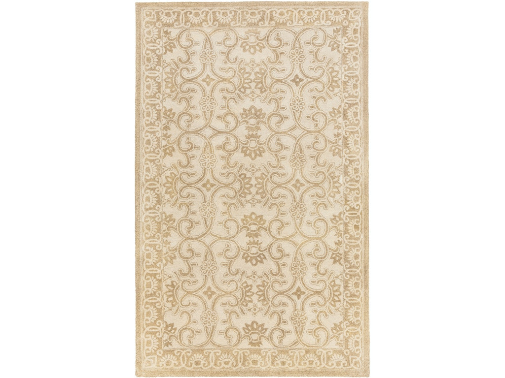 Surya floor coverings smithsonian area rug tyndall for Rug furniture and mattress store