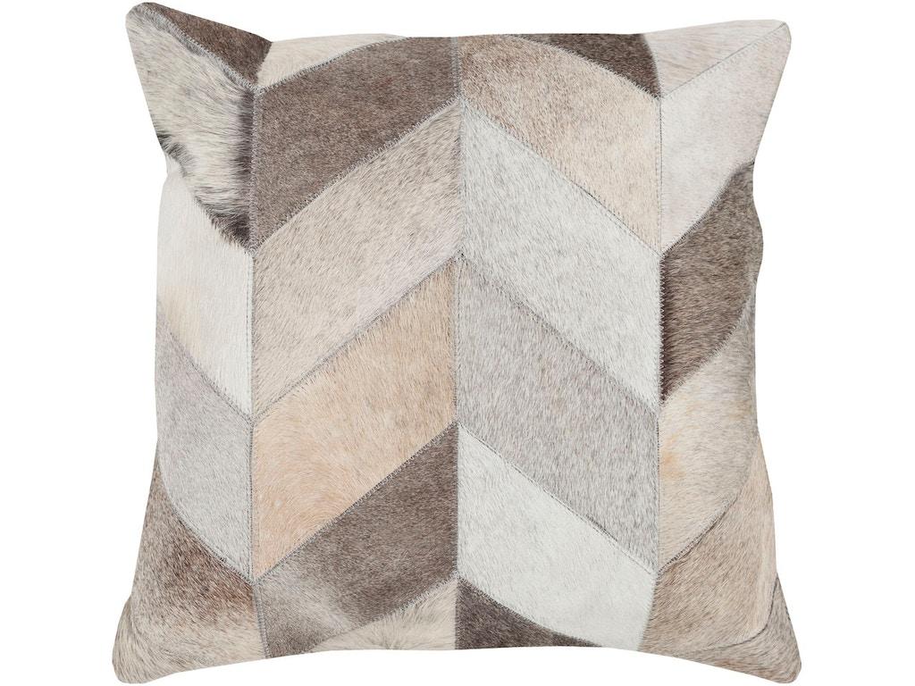 Surya accessories trail 18 x 18 x 4 throw pillow tr003 for A p furniture trail