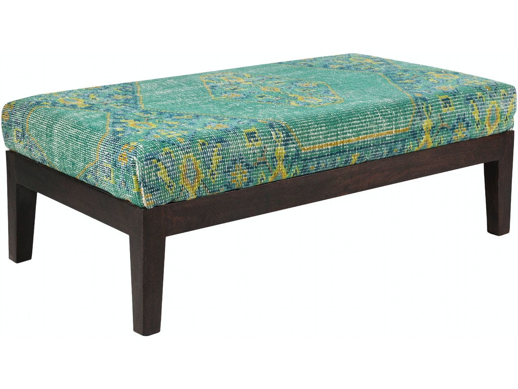 Surya living room zahara 47 x 27 x 17 bench for X bench living room