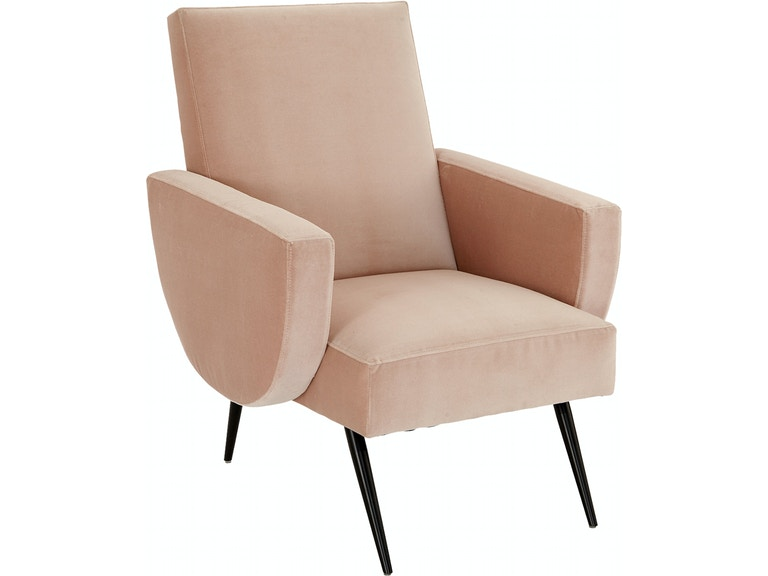 Groovy Jonathan Adler Living Room Accent Chairs Philippe Chair Pabps2019 Chair Design Images Pabps2019Com