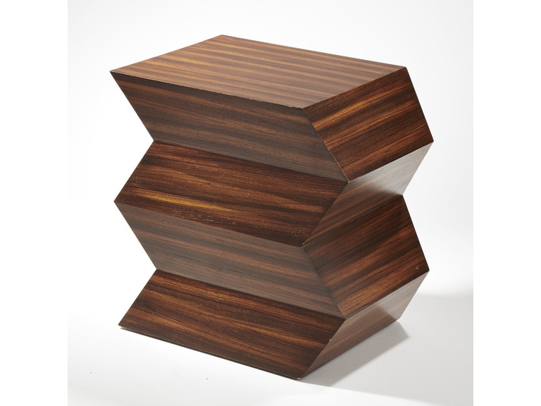 Global Views Dining Room Zig Zag Dining Table 2498