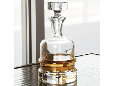 Global Views Traditional Decanter-Clear 6.60079