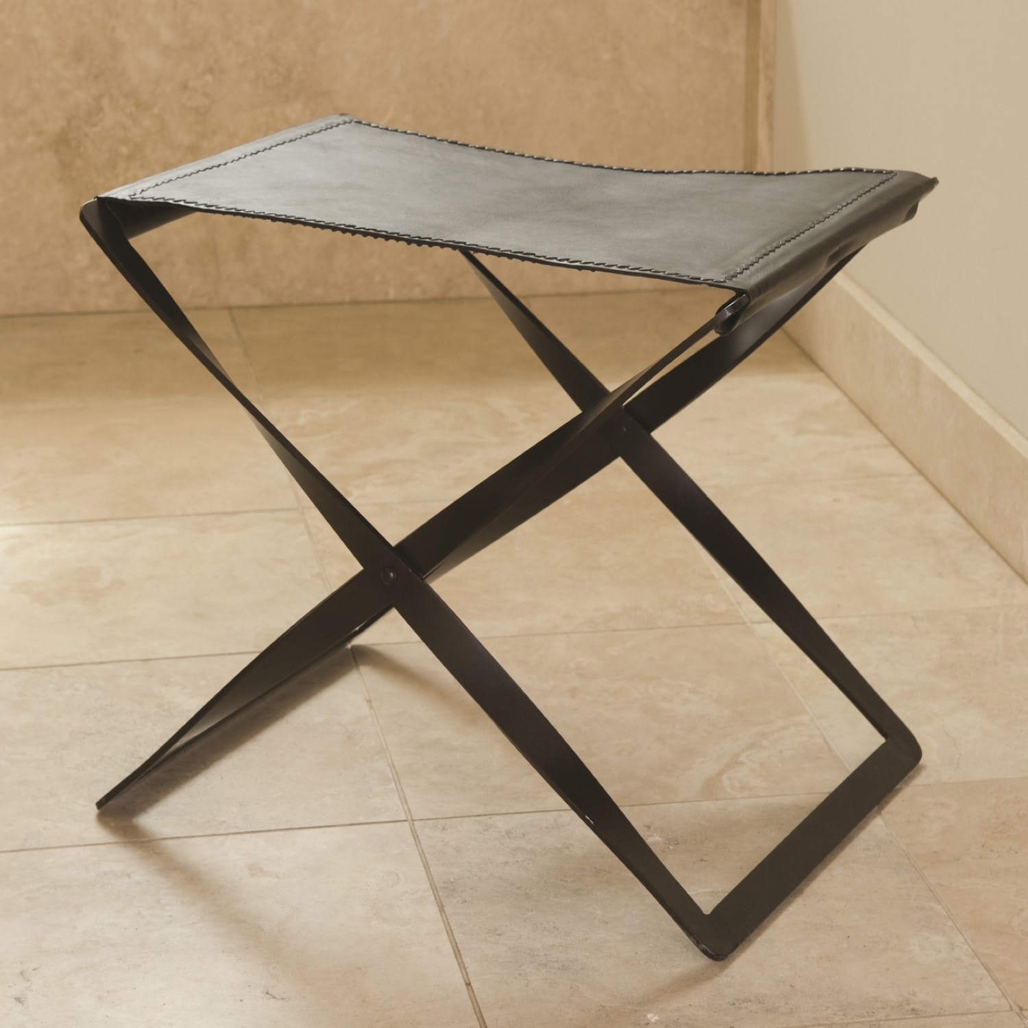 Prime Global Views Living Room Folding Stool Iron Brown Leather Unemploymentrelief Wooden Chair Designs For Living Room Unemploymentrelieforg