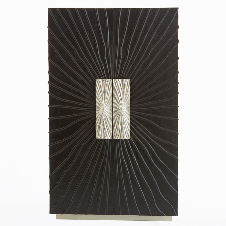 Global Views Warehouse Dallas: Global Views Living Room Pleated Cabinet-Tall 9.92772