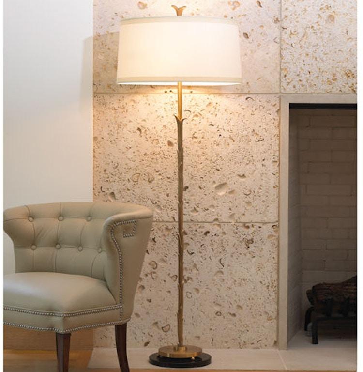 Global Views Warehouse Dallas: Global Views Lamps And Lighting Organic Floor Lamp-Antique