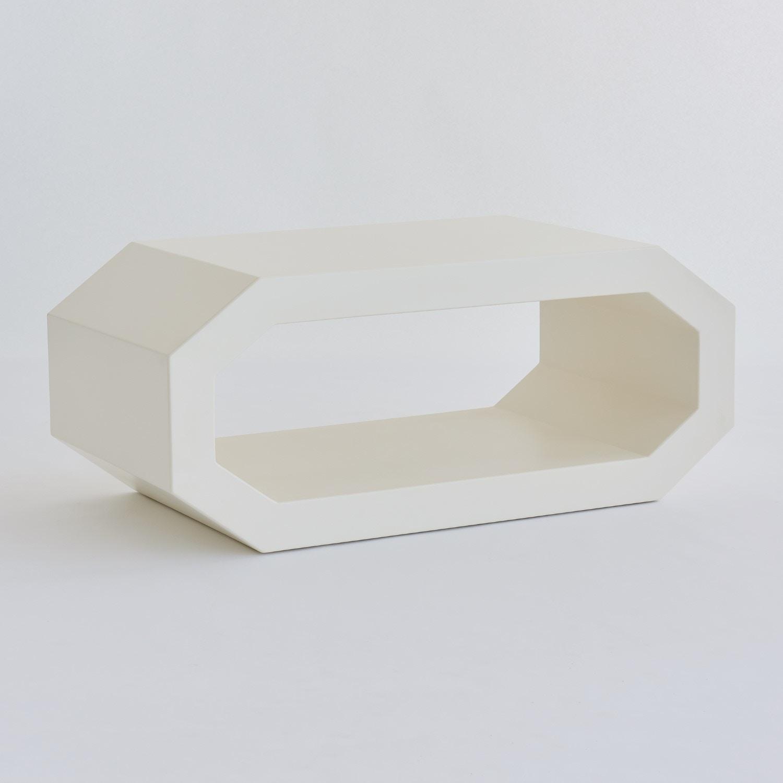 Global Views Cubist Coffee Table AC5101