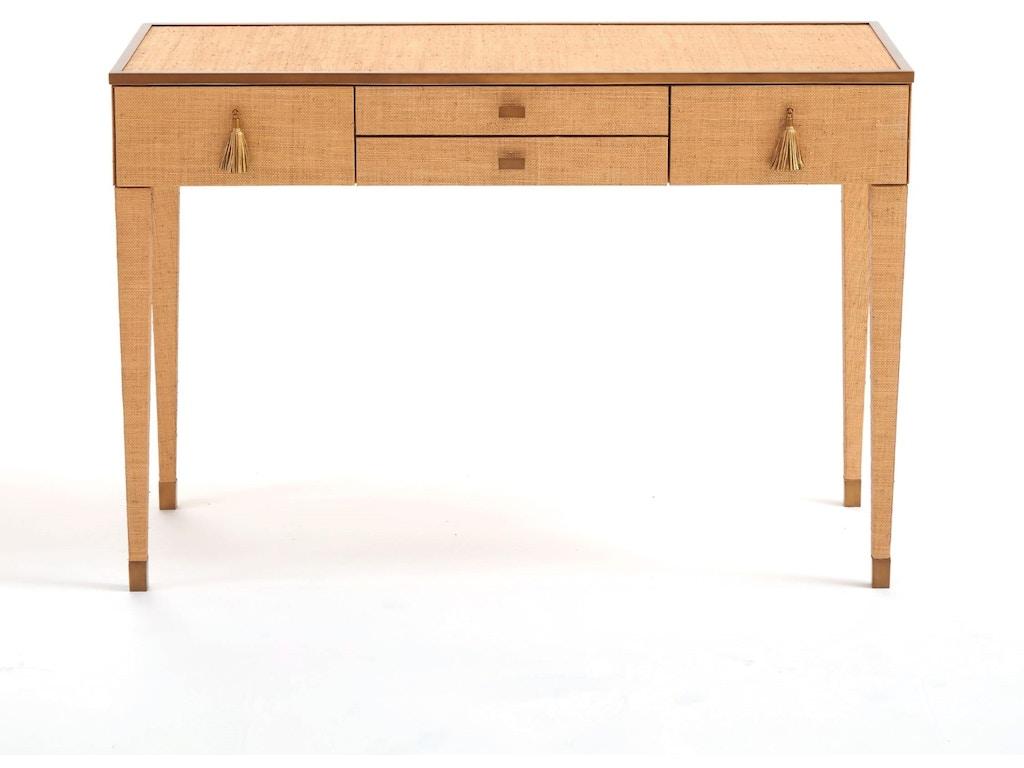 Global Views Home Office D Oro Vanity Desk