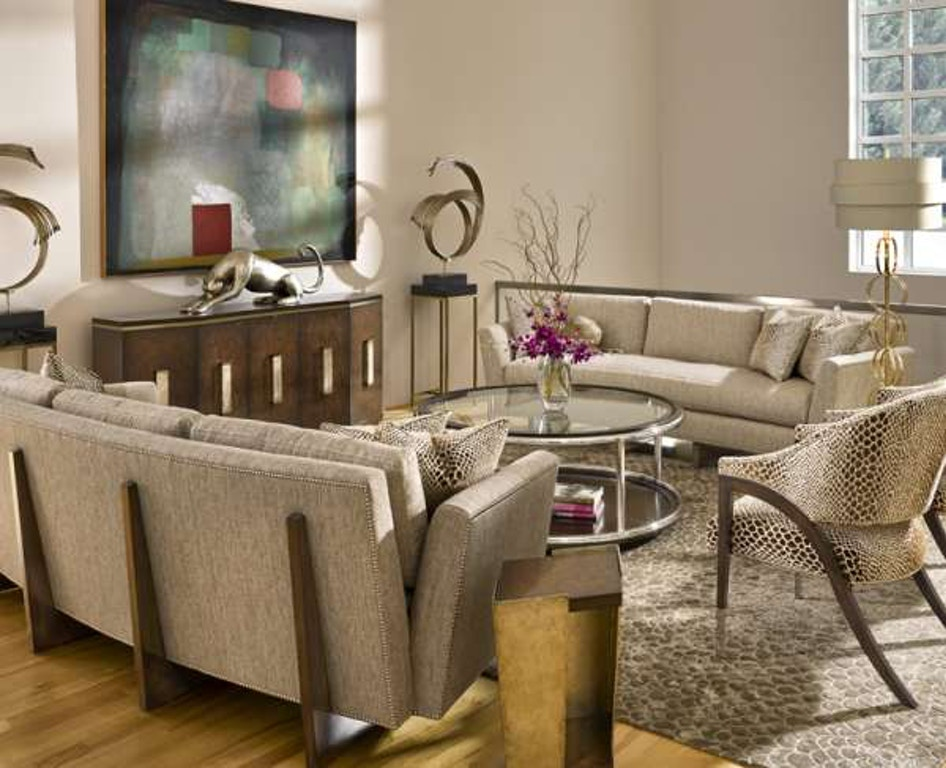 Marge Carson Living Room Austin Sofa Aus43 Stowers