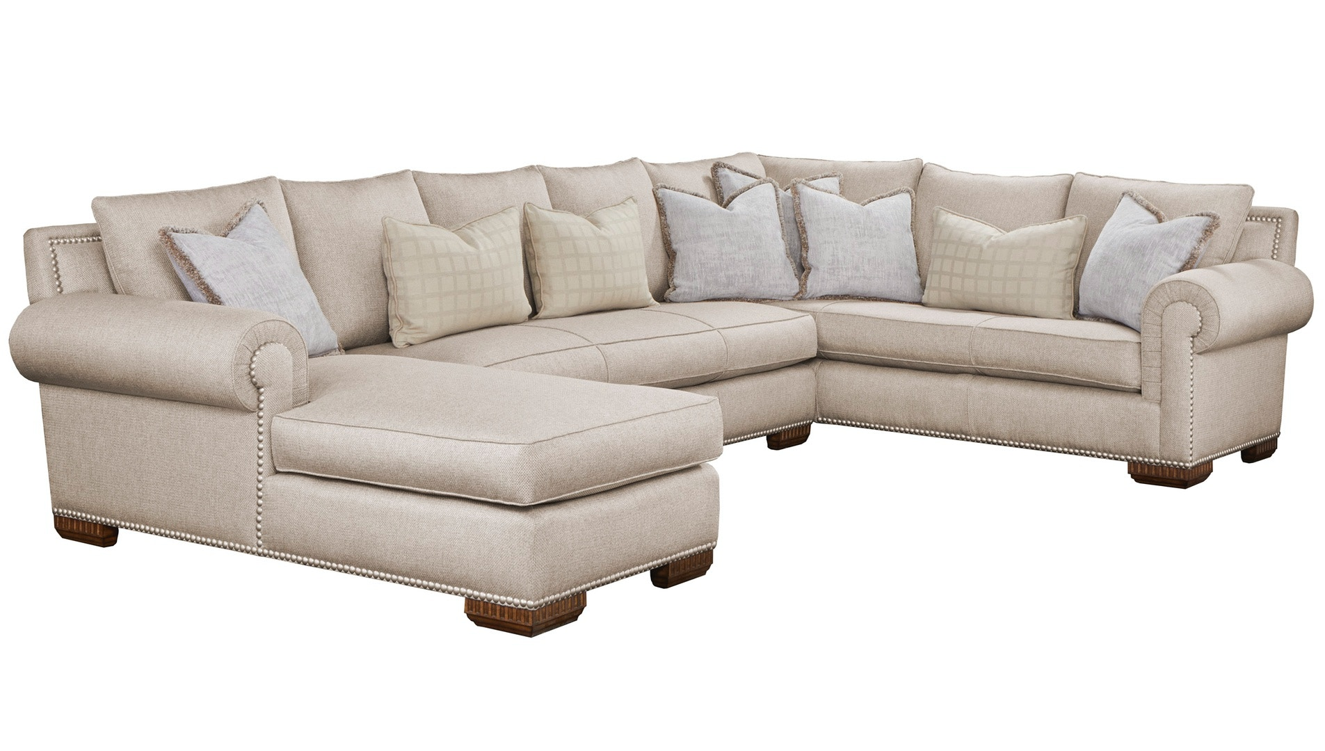 Marge Carson Bentley Sectional BYSECS