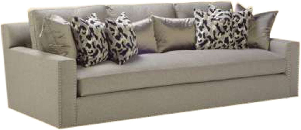 Marge Carson Living Room Bryant Sofa Bry43s Stowers