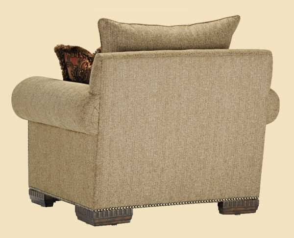 Marge Carson Bentley Lounge Chair BY41S