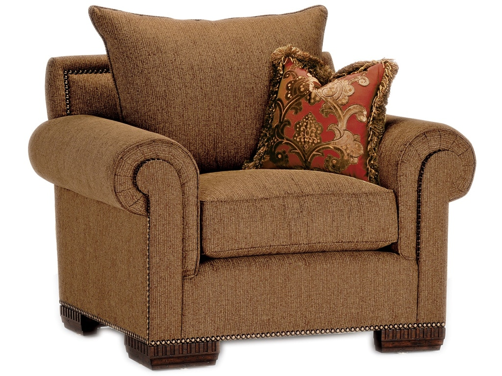 Marge carson living room bentley lounge chair by41s for Carson chaise lounge