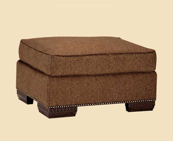 Marvelous Marge Carson Bentley Ottoman BY48S