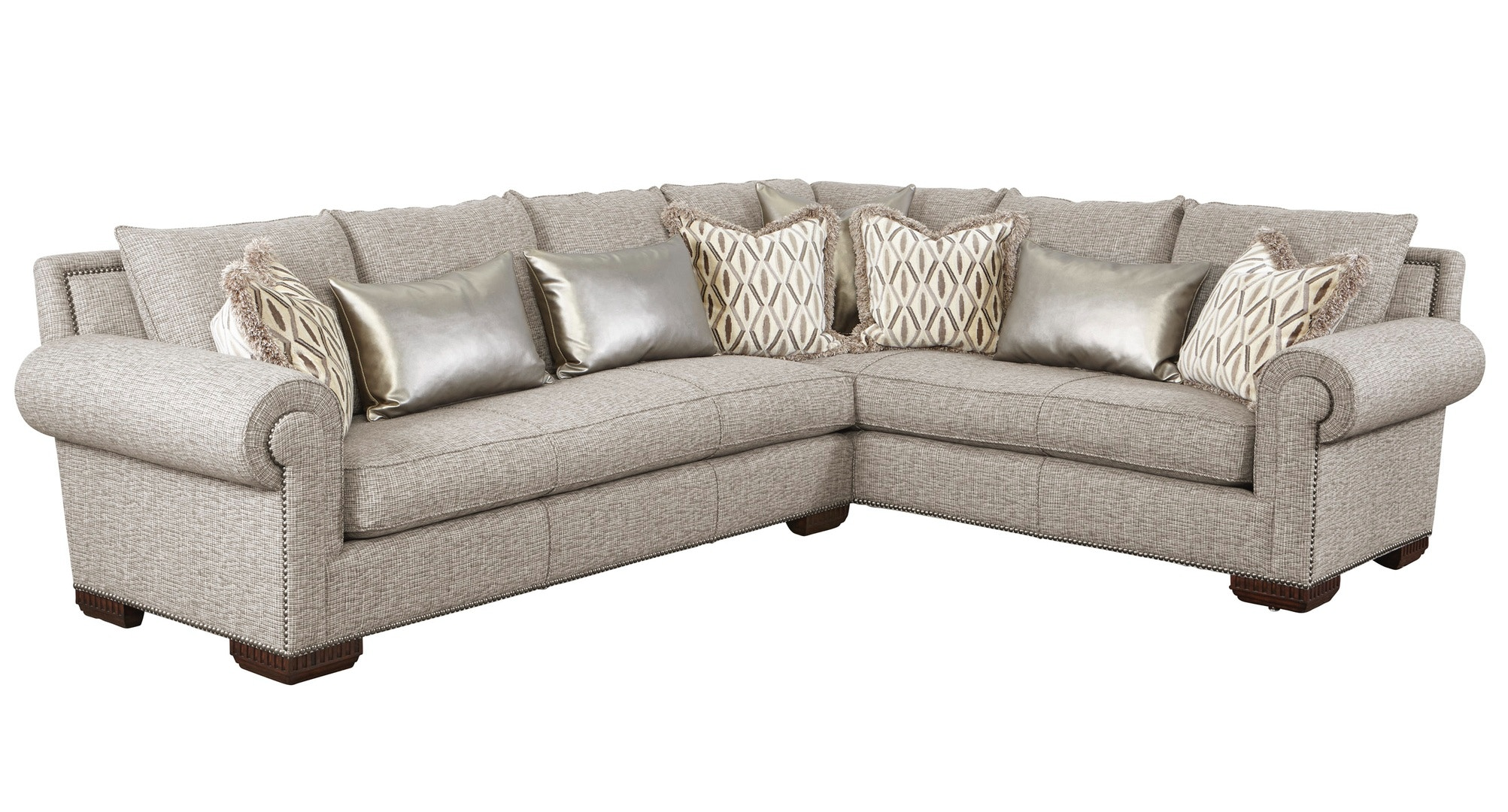 Exceptional Marge Carson Bentley Sectional BYSECS