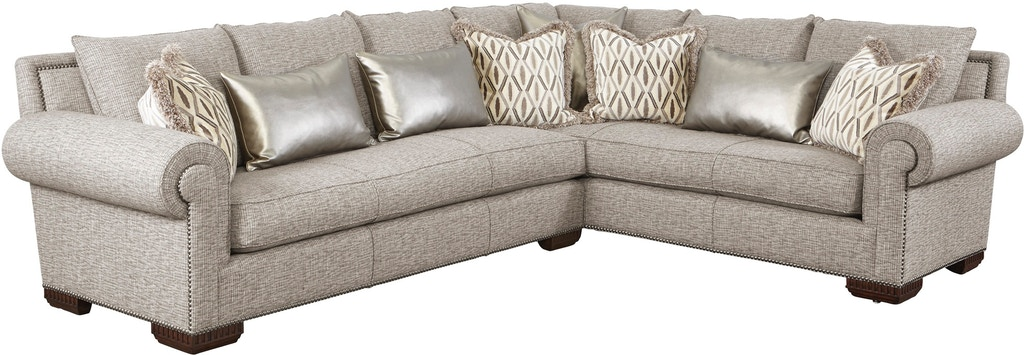 Marge Carson Living Room Bentley Sectional Bysecs Elite