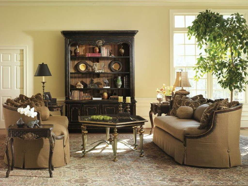 Marge Carson Living Room Chantelle Sofa Cn43 Saxon Clark