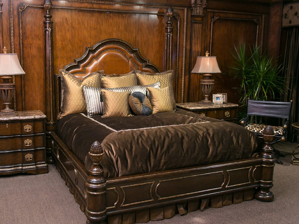 Marge Carson Bedroom Capistrano Bedding Package Cp95
