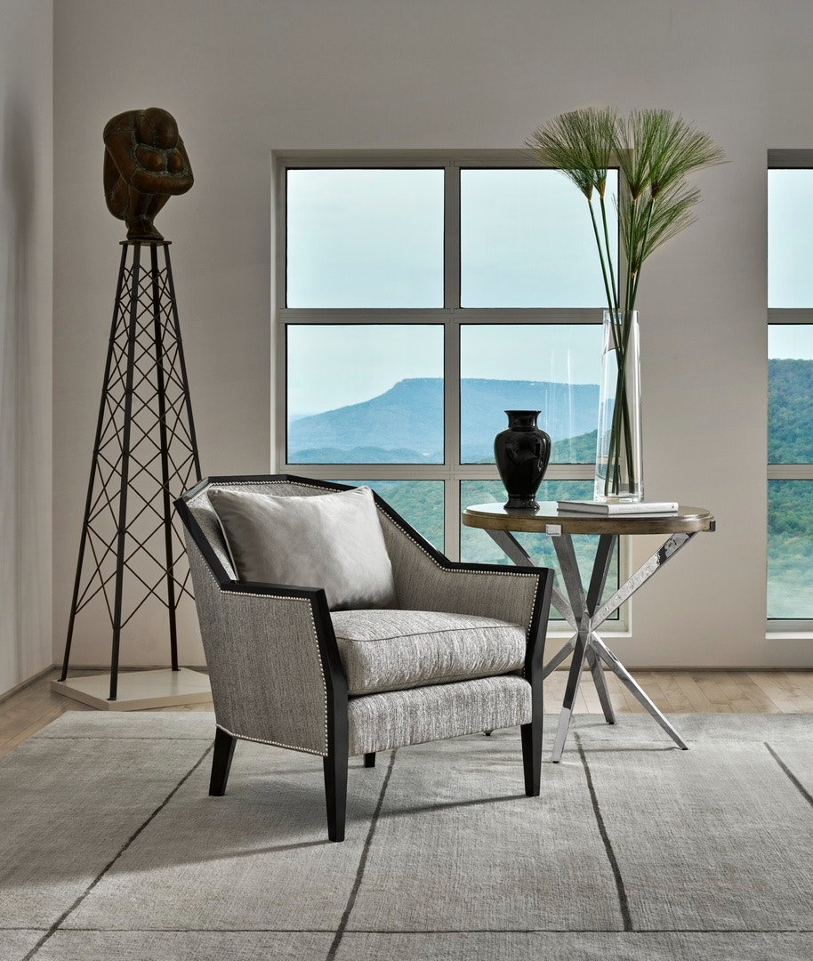 Marge Carson DaVinci Chair DAV41 From Walter E. Smithe Furniture + Design