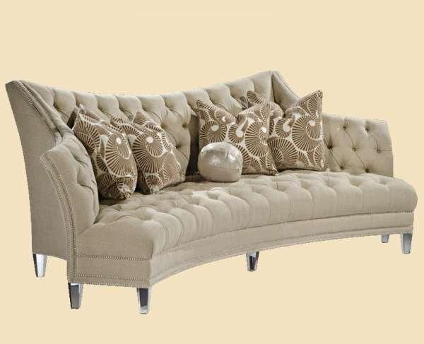Marge Carson Deville Sofa DEV43