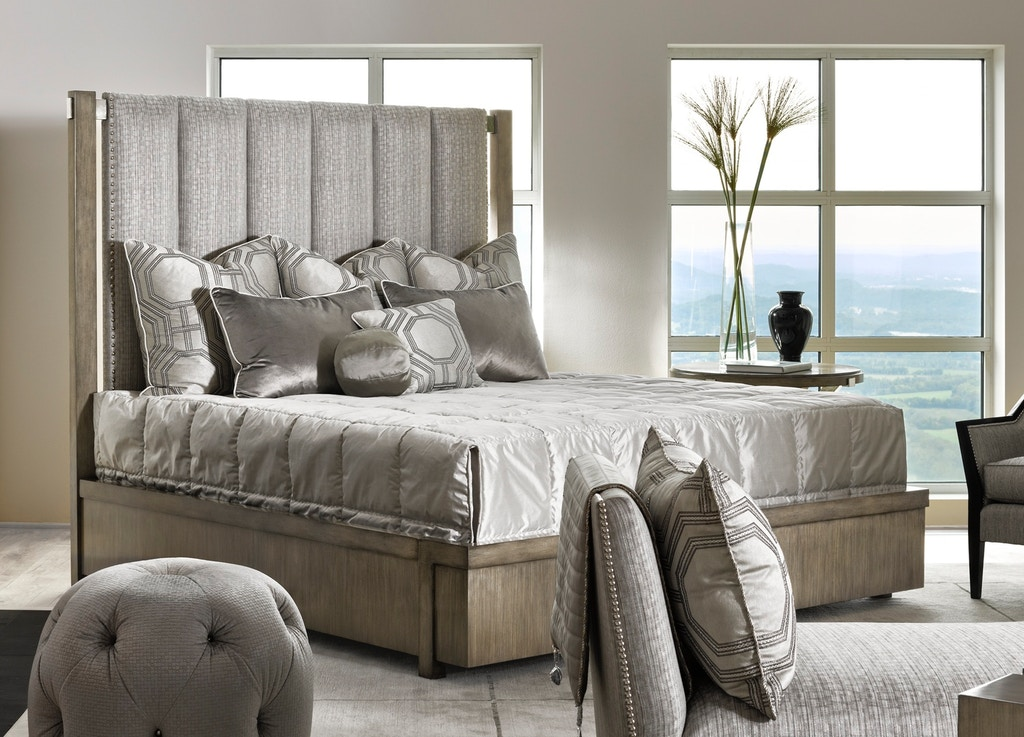 Marge Carson Bedroom Palo Alto Bedding Package Pal95 Toms Price