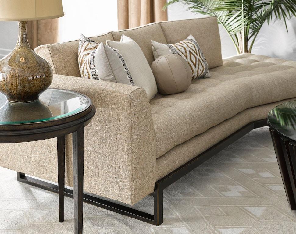 Marge Carson Living Room Flynn Sofa Fly43 Imi Furniture