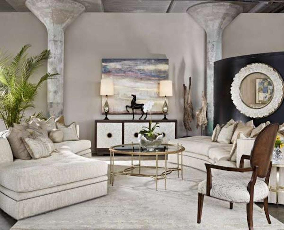 Marge Carson Living Room Galaxy 2 Piece Sofa Gxy43 1