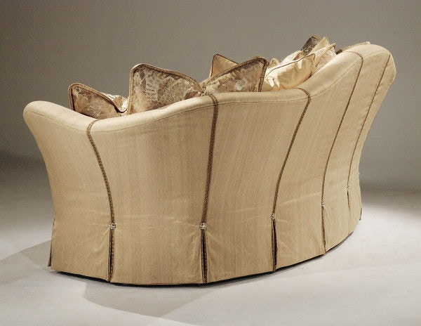 Marge Carson Holly Sofa HY43 From Walter E. Smithe Furniture + Design