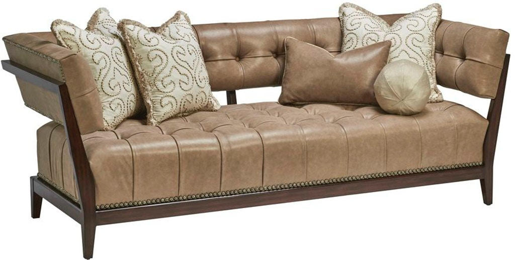 Marge Carson Living Room Montreal Sofa Mnt43s Louis