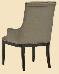 marge carson dining room mulholland arm chair mul46