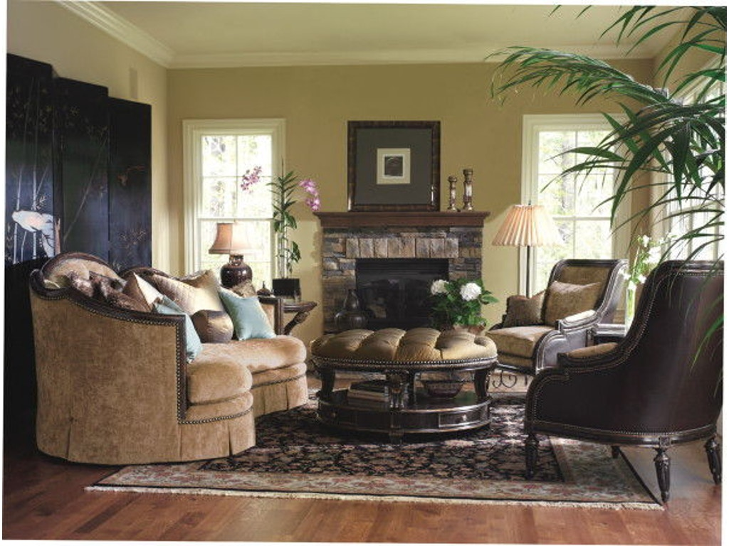 Living Room Dayton Ohio : Marge Carson Living Room Natalia Sofa NA43 - Today's Home ...