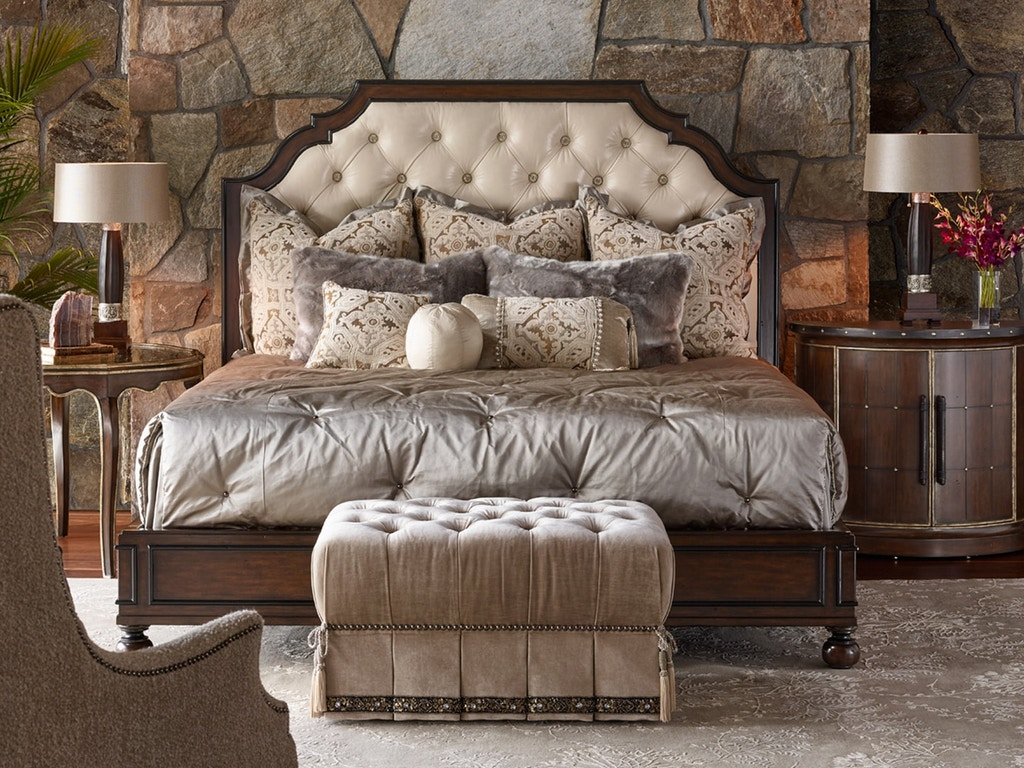 Marge Carson Bedroom Palisades Bedding Package Ps95