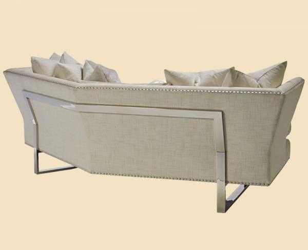 Marge Carson Seattle Sofa SEA43 From Walter E. Smithe Furniture + Design