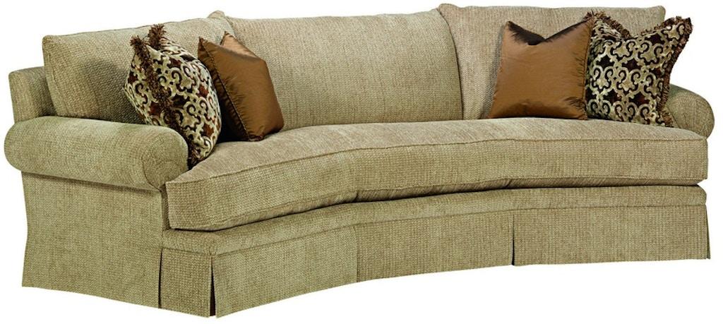 Living Room Santa Barbara Wedge Sofa