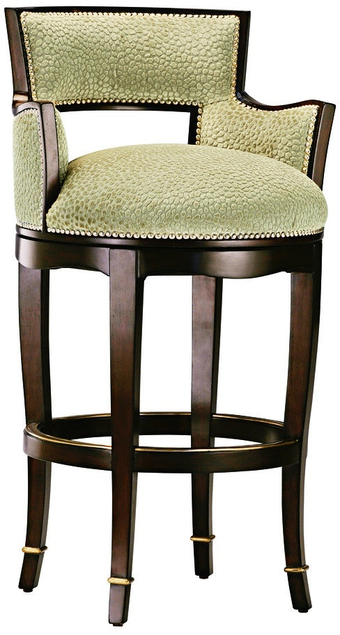 Marge Carson Bar And Game Room Tango Barstool Tan47 29