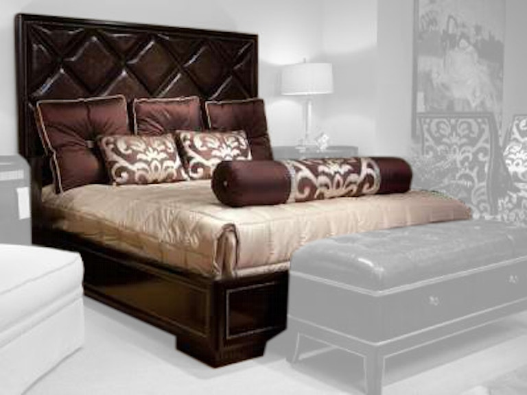 Marge Carson Bedroom Tremont Bedding Package TM95 - Stowers ...