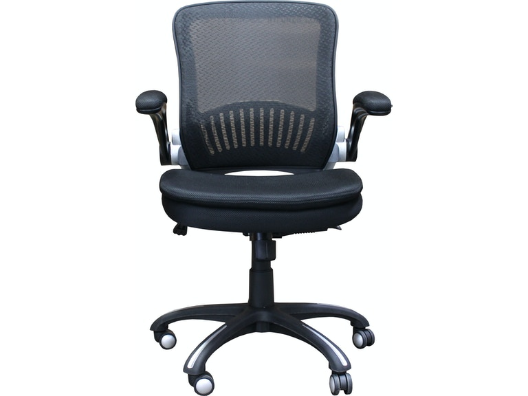 Parker Living Home Office Mesh Desk Chair Gas Lift Dc 301 Blk At Burke Furniture Inc
