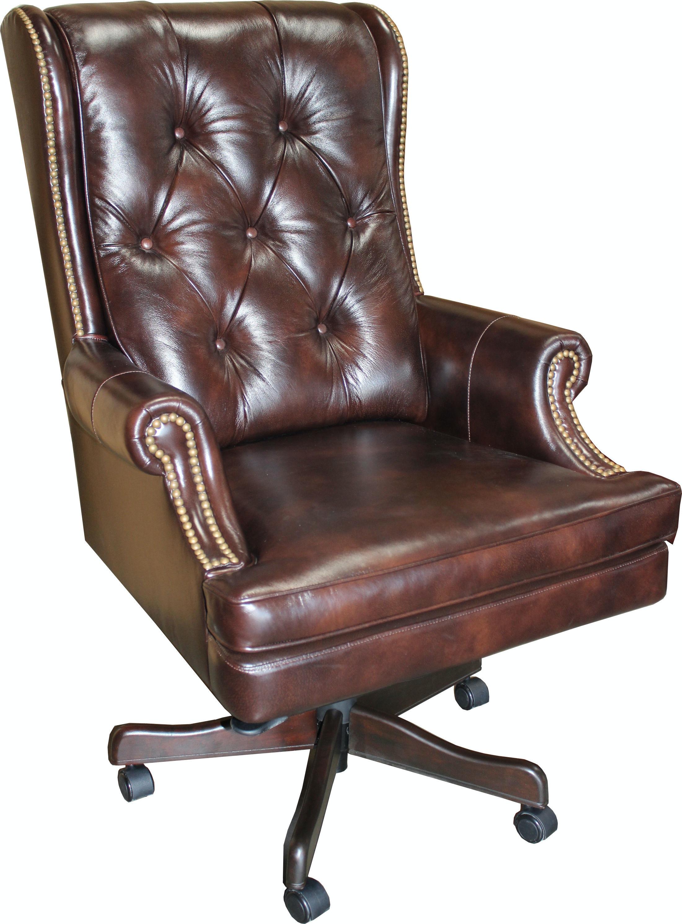 Parker Living Leather Desk Chair DC 112 HA
