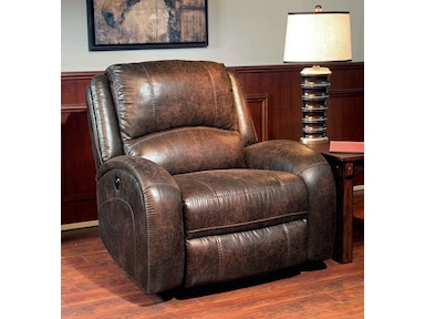 Parker Living Recliner Power (Lay Flat) MBAC-812P-BO