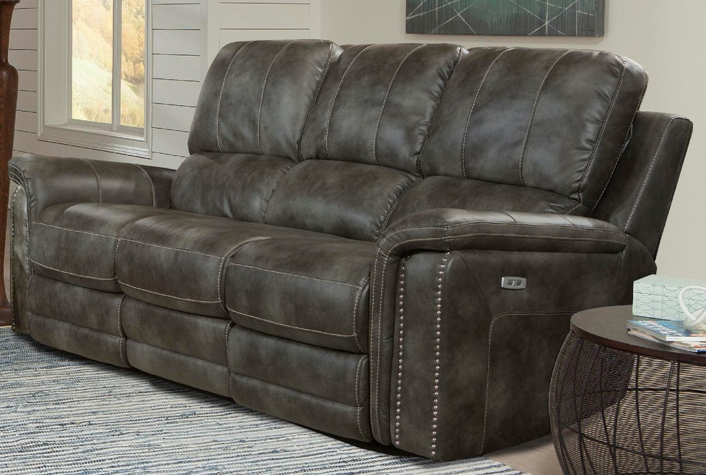Peachy Parker Living Living Room Sofa Dual Power Rec W Usb Power Ocoug Best Dining Table And Chair Ideas Images Ocougorg