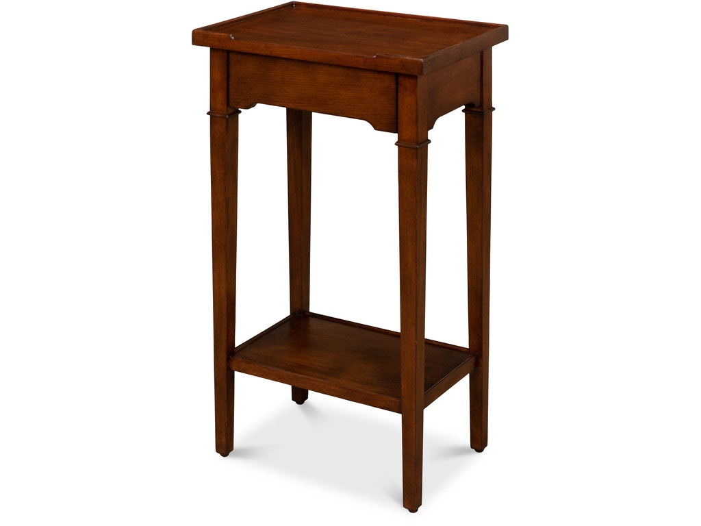Living room chelsea end table small 24297 at greenbaum for Small end tables for living room