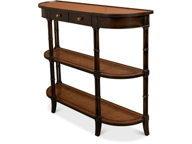 Sarreid Winston Console Table W/Shelves 24362-1
