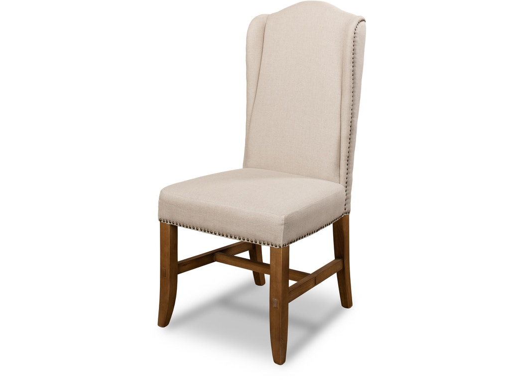 Sarreid dining room high back dining chair 27710 r w for High back dining room chairs