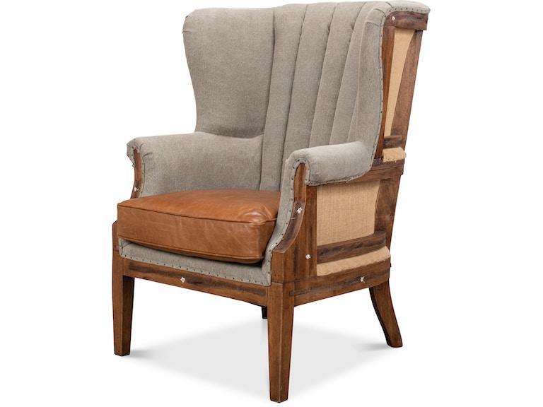 sarreid living room marburg chair 28905  noel furniture