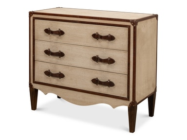 Sarreid French Art Deco Commode 29039