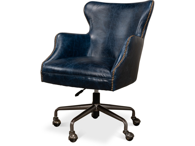 Enjoyable Sarreid Home Office Nevill Office Chair 30613 Saxon Clark Home Interior And Landscaping Ologienasavecom